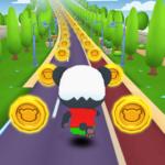 Panda Panda Run: Panda Running Game 2020 (mod) 1.7.1