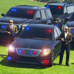 President Police Protection Game   (mod) 12