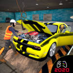 Real Car Mechanic Workshop- Junkyard Auto Repair (mod) 1.0