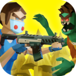 Two Guys & Zombies 3D: Online game with friends  0.30 (mod)
