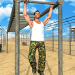 US Army Training School Game: Obstacle Course Race  4.3.1 (mod)