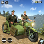 US Military Transporter: Army Truck Driving Games (mod) 1.3