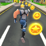 Battle Run – Endless Running Game (mod) 1.0.2