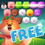 Bubble Shooter Animal World  1.4.25 (mod)