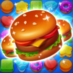 Cooking Crush Legend – Free New Match 3 Puzzle (mod) 1.1.2