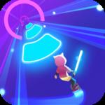 Cyber Surfer Free Music Game – the Rhythm Knight   (mod) 0.1.20