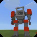 Defender Robot Mod for MCPE (mod) 4.4