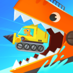 Dinosaur Ocean Explorer: Games for kids & Toddlers (mod) 1.0.3