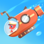 Dinosaur Submarine: Games for kids & toddlers (mod) 1.0.5