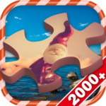 Jigsaw Puzzle Games – 2000+ HD picture puzzles  1.2.00 (mod)