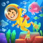 Kiddos under the Sea : Fun Early Learning Games (mod) 1.0.3