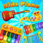 Kids Piano: Animal Sounds & musical Instruments (mod) 1.0.3