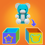 Toy sort 3D: How to be a dutiful kid? (mod) 1.0.0012