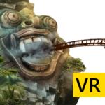 VR Temple Roller Coaster for Cardboard VR (mod) 1.7.0