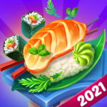 Cooking Love Crazy Chef Restaurant cooking games 1.1.14 (mod)