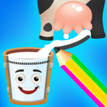 Happy Cow – Draw Line Puzzle (mod) 1.9.4