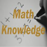 Math Test Quiz (mod) 60