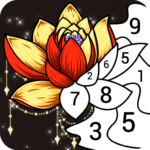 Paintist 2021 – Coloring Book & Color by Number (mod) 2.8.968