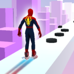 SuperHeroes Skates: Sky Roller  0.8 (mod)