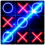 Tic Tac Toe Glow (mod) 8.4