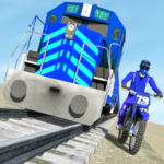 Bike vs. Train – Top Speed Train Race Challenge (mod) 10.1