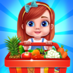 Supermarket Manager – Shopping Mall for Girls (mod) 1.1