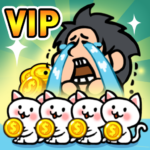 The Rich King VIP – Amazing Clicker (mod)