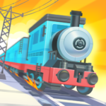 Train Builder – Train simulator & driving Games (mod)
