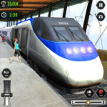 Train Driving Simulator 2020: New Train Games  2.6 (mod)