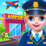 Airport Manager : Adventure Airline Game (mod)