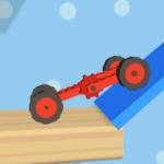 Folding Car puzzle games: fun racing car simulator (mod)