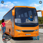 Real Bus Simulator Driving Games New Free 2021 (mod)