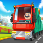 Transport It! 3D Tycoon Manager  1.0.2005 (mod)