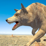 Wolf Simulator 2020: Animal Family Sim Games (mod)