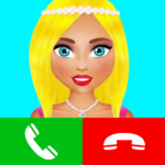 fake call princess game (mod)