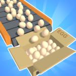 Idle Egg Factory  1.2.2 (mod)