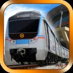 Indian metro train simulator (mod)