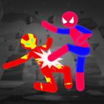 Stick Man Fight Super Battle (mod)