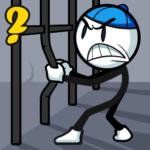 Stick Prison Stickman Escape Journey  0.1.5 (mod)