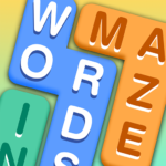 Words in Maze Connect Words Game  1.1.1 (mod)