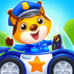 Car game for toddlers: kids cars racing games (mod)