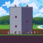 Castle Builder   Medieval Idle Crafting Strategy (mod)