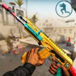 Counter Terrorist FPS Shooting (mod)