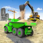 Heavy Construction Simulator Game: Excavator Games (mod)