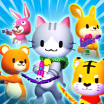 Smash Party Hero Action Game  0.18.6 (mod)