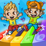 Vlad and Niki: Kids Piano  1.0.4 (mod)